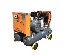 LGY工程用系列螺杆空气压缩机