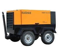 KSDY电动移动螺杆空气压缩机